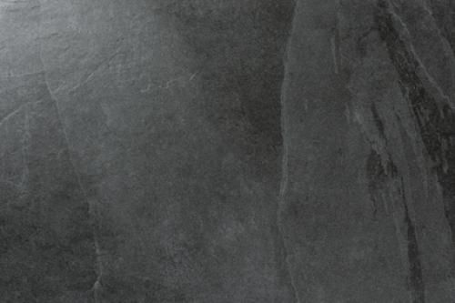 Terrassenplatten Sonderposten Annapurna Outdoor anthrazit 80x80x2 cm Schieferoptik matt