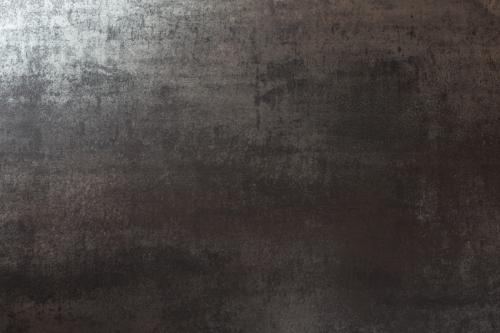 Bodenfliesen Tau Corten B steel grey 60x60 cm Metall- Betonoptik matt