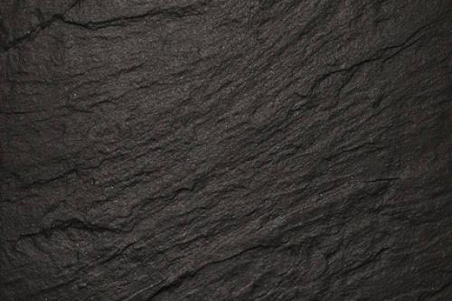 Bodenfliesen Sonderposten Alpes schwarz 30x60 cm Schieferoptik matt