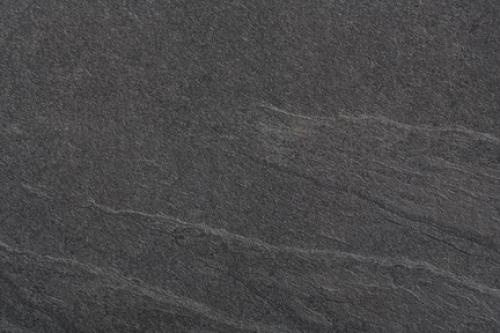 Terrassenplatten Sonderposten günstig Outdoor schwarz 60x60x2cm Schieferoptik matt