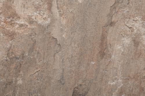 Terrassenplatten Sonderposten Lava Outdoor copper 60x60x2 cm Schieferoptik matt