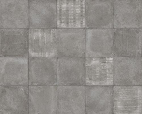 Grespania Avalon Dekorfliese Morgana marengo matt 60x60 cm