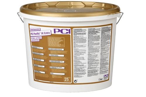 PCI Pavifix 1K Extra Pflasterfugenmörtel, anthrazit 25 Kg