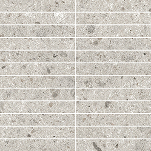 Villeroy & Boch Aberdeen 2,5x15 Mosaik pearl matt 30x30 cm