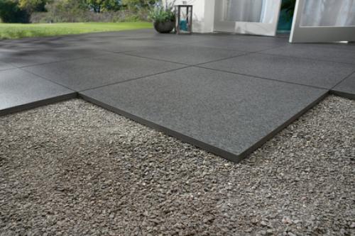 Terrassenplatten Sonderposten Piedra Outdoor bluestone 60x60x2cm Steinoptik matt R11