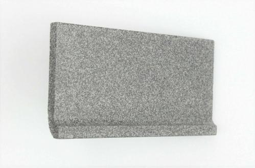 Vitra R10 10x20cm grau gewerbliche Feinkorn Sockel
