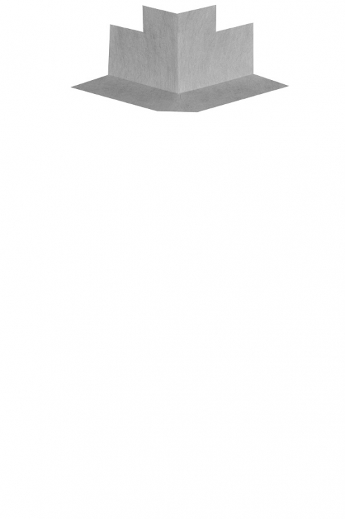 PCI Dichtecke grau Außen 90°