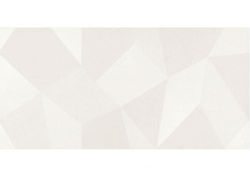 Villeroy & Boch BiancoNero Dekor Kristall weiß glänzend 30x90 cm