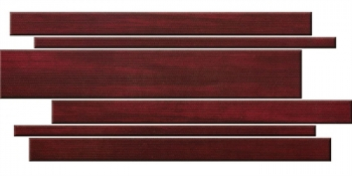 Steuler Teardrop Y68362001 Bodendekor rubin geläppt 30x60 cm