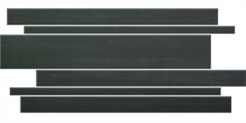 Steuler Teardrop Y68372001 Bodendekor grafit geläppt 30x60 cm
