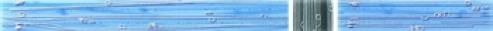 Steuler Tide 59030 Bordüre iris-pfeffer matt 40x2,5 cm