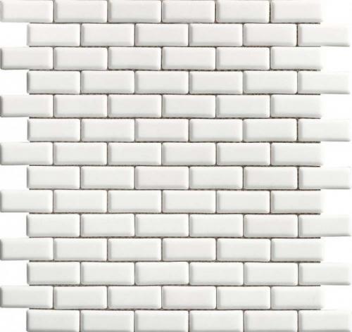 Grespania Baltico Mosaik Tallin blanco matt 30x30 cm