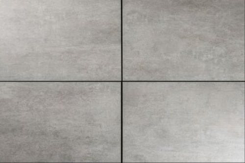 Terrassenplatten Sonderposten Lounge Outdoor anthrazit 60x60x2 cm Betonoptik matt R11