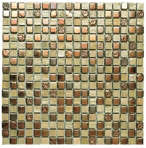 Dune Keramik-Mosaik Thea beige-mix 30x30 cm