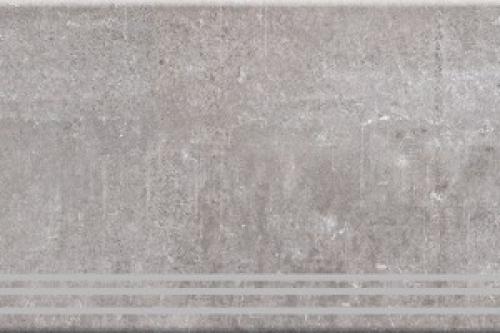 Steuler Treppenfliese Urban Culture Y75112001 grau 37,5x75 cm