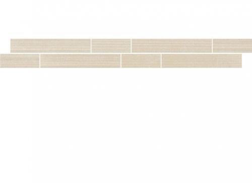 Villeroy & Boch Timeline Bordüre creme matt 5x60 cm