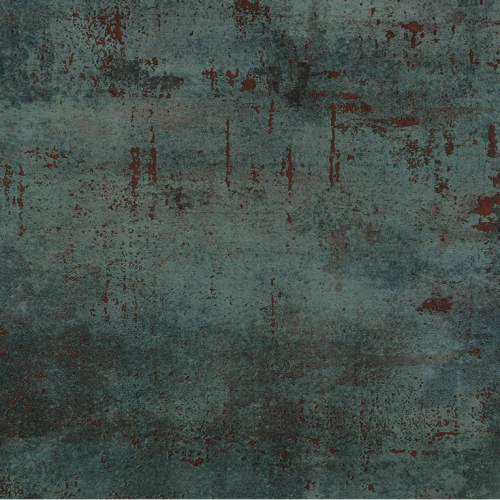 Tau Ceramics Metal Bodenfliese seagreen matt 60x120 cm