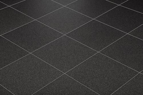 Bodenfliese/ Wandfliese Villeroy & Boch Sonderposten anthrazit 30x30 cm Steinoptik matt