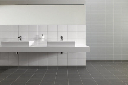Bodenfliesen Villeroy & Boch Unit Three grafit 2216 GT50 30x60 cm Granitstruktur matt
