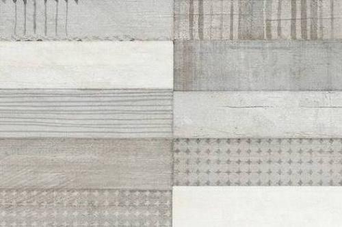 Grespania Landart Dekor Walter blanco matt 31,5x100 cm