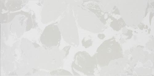 Steuler Pure White Dekor ,,Belle´´ weiß glänzend 30x60 cm