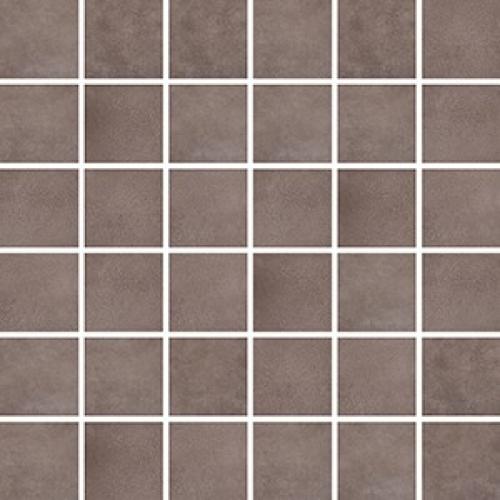 Steuler Thinsation Mosaik taupe natur/ poliert 30x30 cm
