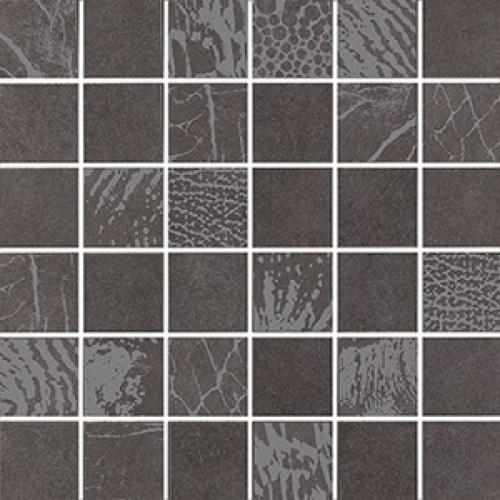 Steuler Thinsation Mosaik ,,Zoom´´ anthrazit 30x30 cm