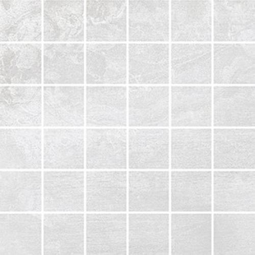 Steuler Thinactive Mosaik steel matt 30x30 cm