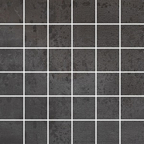 Steuler Thinactive Mosaik carbon matt 30x30 cm