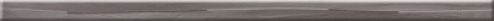 Steuler Cabado Y20026001 Bordüre anthrazit matt 2,5x60 cm