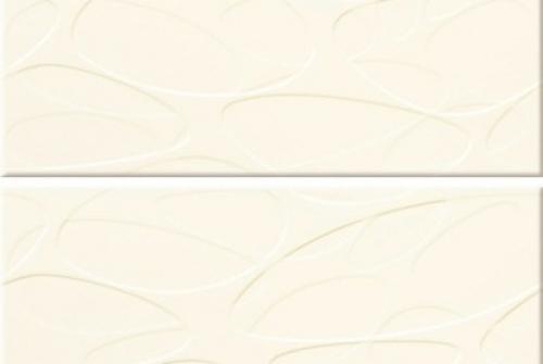 Steuler Organic Sense Y27161001 Wandfliese creme glänzend 25x70 cm