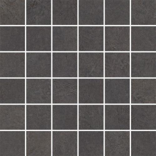 Steuler Homebase Mosaik anthrazit matt 30x30 cm