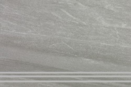 Steuler Treppenfliese Stone Collection - Dorato Y75157001 grau 37,5x75 cm