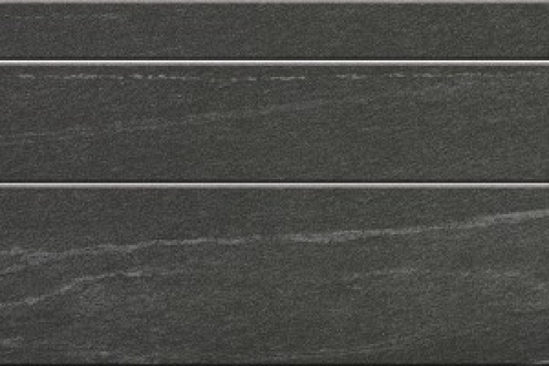 Steuler Bodenfliese Stone Collection - Dorato Y75163001 anthrazit 37,5x75 cm 3er Set