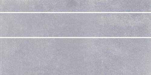 Steuler Cardiff Bodenfliesenset silber matt 3-teilig 37.5x75 cm