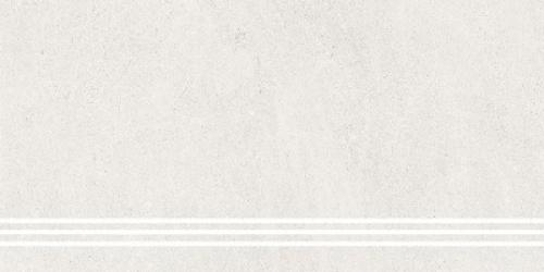 Steuler Steinwerk Treppenfliese kreide matt 37.5x75 cm