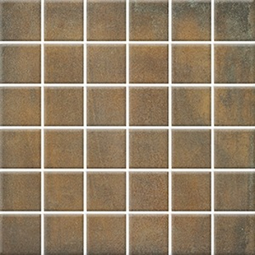 Steuler Terre Mosaik rosso matt 30x30 cm