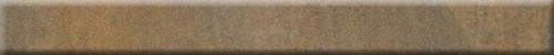Steuler Terre Sockel rosso matt 7.5x75 cm