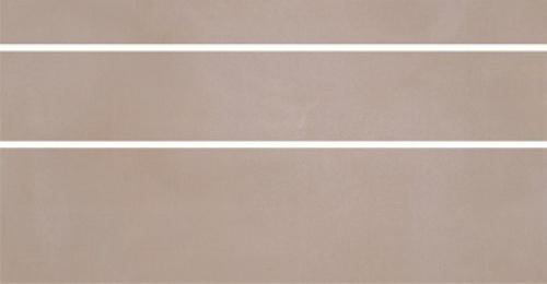 Steuler Campus Bodenfliesenset taupe matt 3-teilig 37.5x75 cm