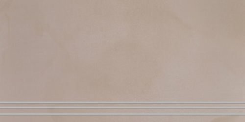 Steuler Campus Treppenfliese sand matt 37.5x75 cm