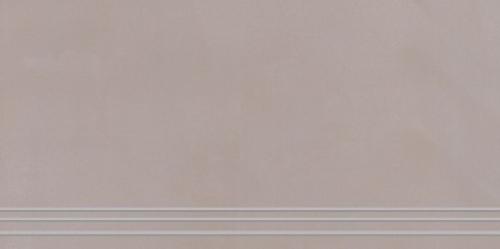 Steuler Campus Treppenfliese grau matt 37.5x75 cm